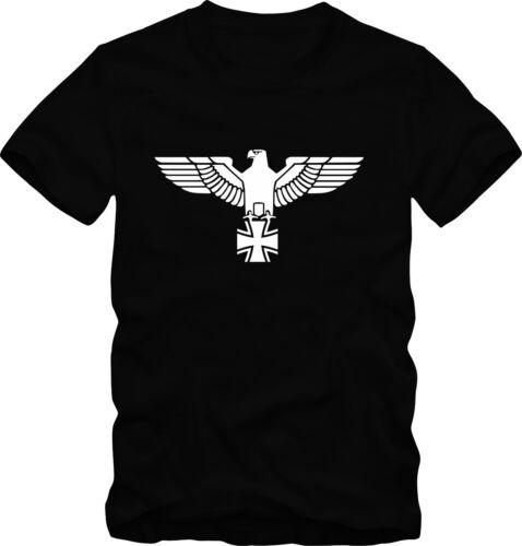 Riche Adler t shirt wehrmacht jusqu'à 5 xl funshirt