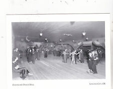 "*Postcard-""The OceanLake Dance Hall"" -1920's-1930's- Lincoln City, Oregon (#78)"