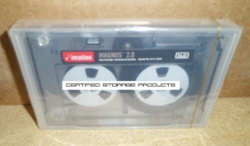 NEW 1/PK Imation Magnus 2.0 SLR4 Data Tape Cartridge QIC SLR DC9200 46167 SEALED