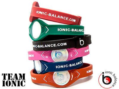 Il Migliore Genuine Ionic Balance Band-tecnologia Di Ultima Generazione Mk2-output Più Forte-