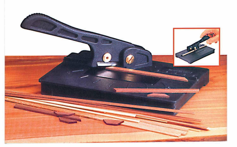 Amati Master Coupe - Plank Cutter - Modèle Bateaux Etc - Expo 80022 - à Chenille