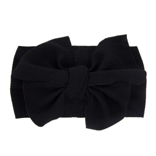 Kid Girl Baby Infant Headband Toddler Bow Flower Hair Band Accessories Headwear