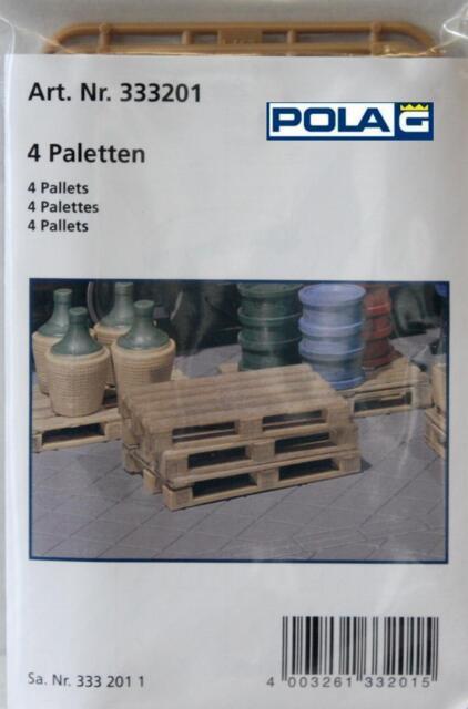 Pola 333201 G - vier Paletten NEU & OvP