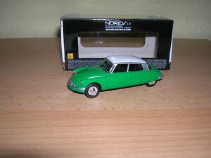 NOREV-retro-CITROEN-ds19-DS-19-vert-Green-1-64-3-inch