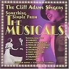 Cliff Adams - Something Simple from the Musicals (2001)