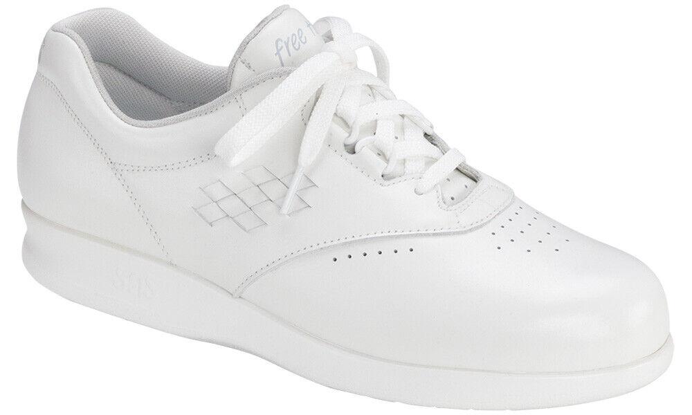 SAS Women's shoes Free Time White 9.5 M Medium FREE SHIPPING Brand New In Box