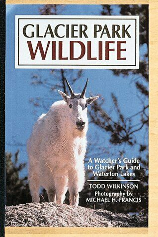 Glacier Park Wildlife  A Watcher s Guide Includes Listings for Watert
