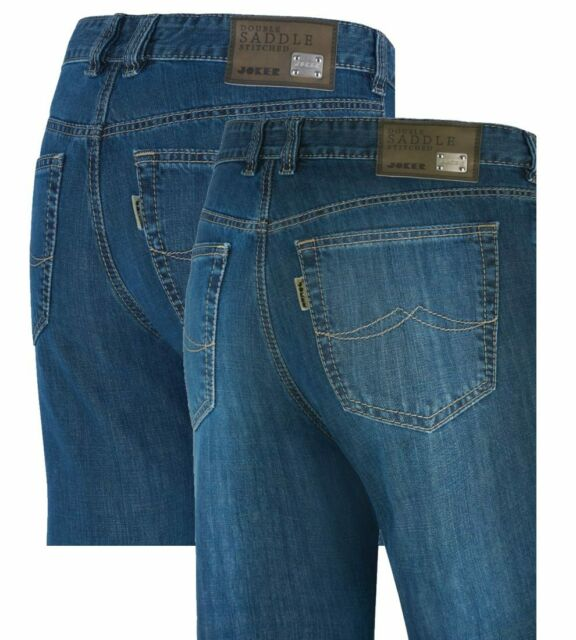 2320 Farben wählbar W32 L34 Herrenjeans JOKER Jeans CLARK 2242