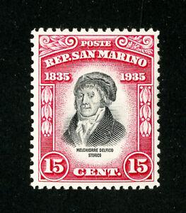 San-Marino-Stamps-172-VF-OG-NH-Scott-Value-80-00
