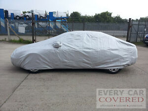 HEAVY DUTY XL 5.2KG 2 Layer Car Cover Waterproof For Mercedes C Class CLA CLK