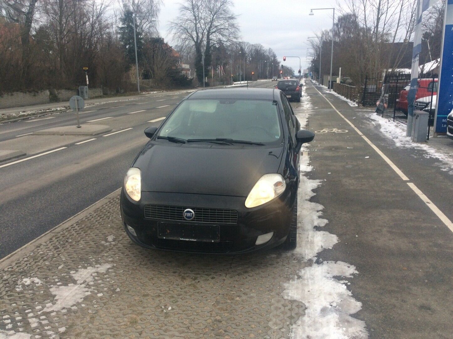 Fiat Grande Punto 1,4 Dynamic 5d
