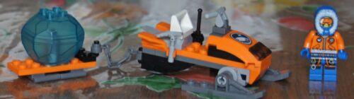 Lego City 60032 La motoneige Arctic Snowmobile