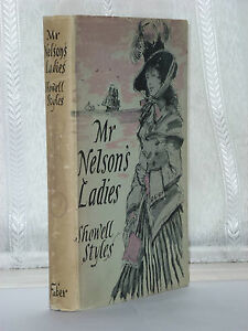 Showell-Styles-Mr-Nelsons-Ladies-1st-Edition-1953