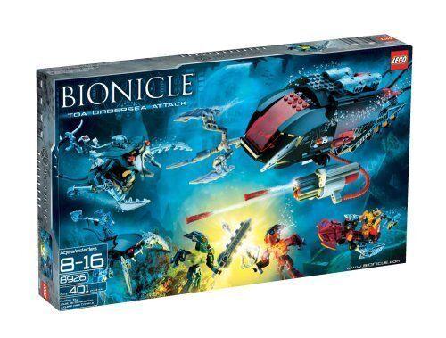 LEGO Bionicle Undersea Attack Set #8926
