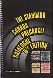 The-Standard-Canada-Precancel-Catalogue-2010-6th-Edition-New