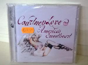 Courtney-Love-America-039-s-Sweethearth-CD-Nuovo-Sigillato