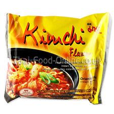 20 x Instant Korean Udon Mama Noodle (Kimchi Flavour) 90g  - UK Seller (R013x20)