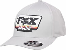 Fox Racing Throwback 110 Casquette Snapback (Gris)