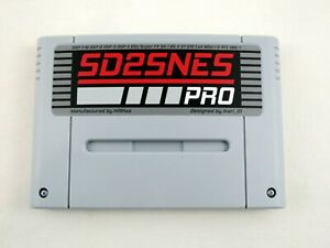 New-SD2SNES-Pro-for-SNES-SFC-Official-Krikzz-Super-Nintendo-Famicom-US-Seller