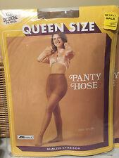 Vintage Kmart suntone nude pantyhose w/ model sz tall