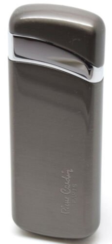 Pierre Cardin electronic lighter (gun metallic)