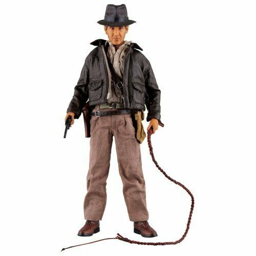 Medicom Toy RAH Real Action Heroes Indiana Jones 1/6 Scale Action Figure