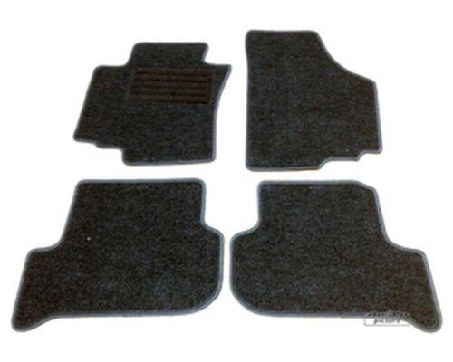 Tappetini per Seat Leon set da 4 tappeti in moquette dal 2005 al 2008 1P