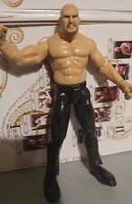 Stone Cold Steve Austin WWE WWF Jakks Pacific Wrestling Figur 2001 long trunks