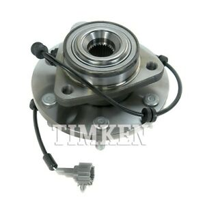 Wheel-Bearing-and-Hub-Assembly-Axle-Bearing-and-Hub-Assembly-Front-Timken
