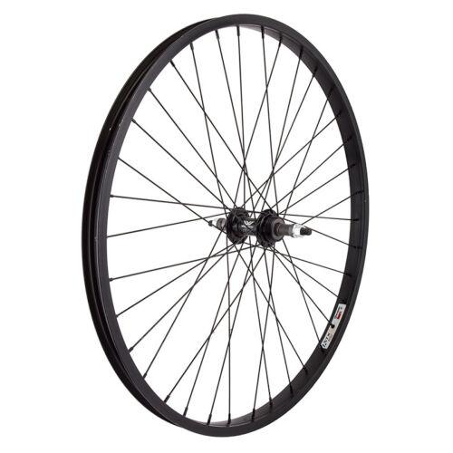 WM Wheel  Rear 26x1.75 559x25 Aly Bk 36 Aly Fw 5//6//7spbo Bk 14gbk