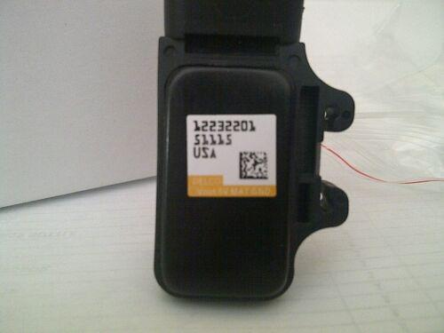 MAP Sensor 4 Pin   P//N  12232201