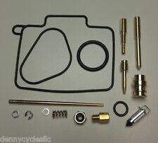 Carburetor Rebuild Kit Repair For 1999 - 2000 Yamaha YZ125 YZ 125 Carb L@@K