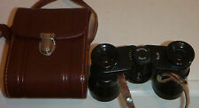 MAUTNER Dresden 3,6 x 30 SPORT Opernglas binoculars mit Tasche & Riemen ANTIK
