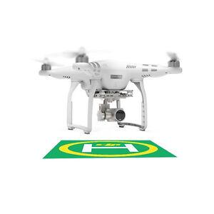 1 Pcs Parking Apron Drone Landing Field Air Base tag for Phantom3/4 Inspire 1