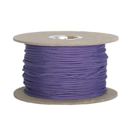 Purple Lacrosse String 5 or 10 yards 15 or 30 feet sidewall top bottom stick
