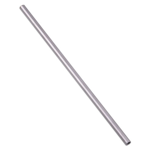 304 Stainless Steel Capillary Tube Pipe Length 250mm OD 8mm ID 6mm Round Tubing