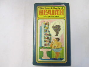 Good-034-Punch-034-Book-of-Health-1975-10-15-Dustjacket-has-been-price-clipped-U