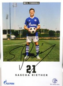 Sascha-Riether-Autogrammkarte-2018-2019-FC-Schalke-04-AK201980
