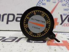 MITSUBISHI Pajero Shogun MK2 91-00 Arancione Quadrante Altimetro Gauge Pod + GRATIS UK P & P
