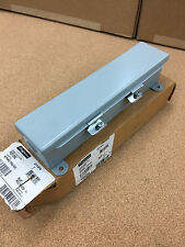 1 NEW HOFFMAN F22T12HC WIREWAY OR AUXILIARY GUTTER ENCLOSURE Free Shipping