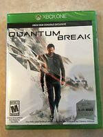 Quantum Break (microsoft Xbox One, 2016) Xbox One