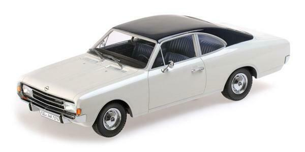 MINICHAMPS OPEL REKORD C Coupe 1966 1 18 107047021