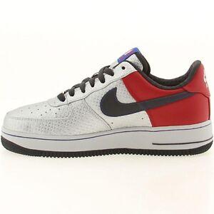 59349d056be3f 315677-001 Nike Air Force 1 Low Big Kids GS Original Six Bobby Jones ...