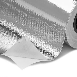 "SRF28.0SV - 28"" Silver Heat Reflective Film - 3 Ft Cuts"