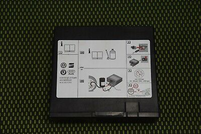Original Luftkompressor tire mobility Pannenset VW Audi Seat Skoda 4G0012615A