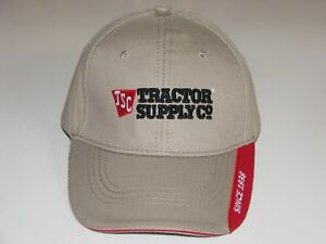 56f9f17f9fc Image is loading Tractor-Supply-Co-Hat-Cap