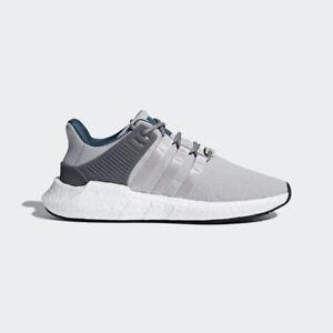 adidas Originals Eqt Support 93/17 Boost - Men's Casual - Grey/Grey/Grey CQ2395