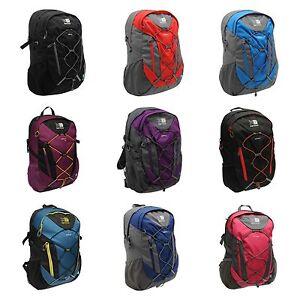565a488144d5 Image is loading Karrimor-Urban-30-Backpack-Mens-Ladies-Hiking-camping-
