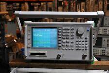 Anritsu Ms2670a Spectrum Analyzer 100hz To 18ghz Withtracking Gen