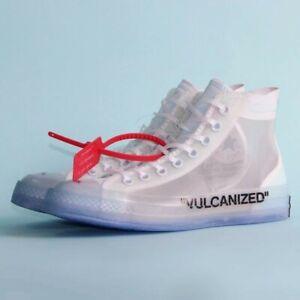 converse all star per off white